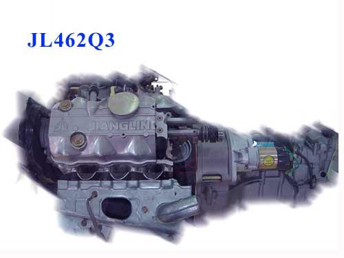 基本信息  型号 jl462q3 使用燃料 93 燃油供给方式 电动油泵 凸轮轴